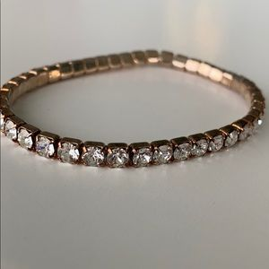 Swarovski crystal stunning bracelet with gift bag